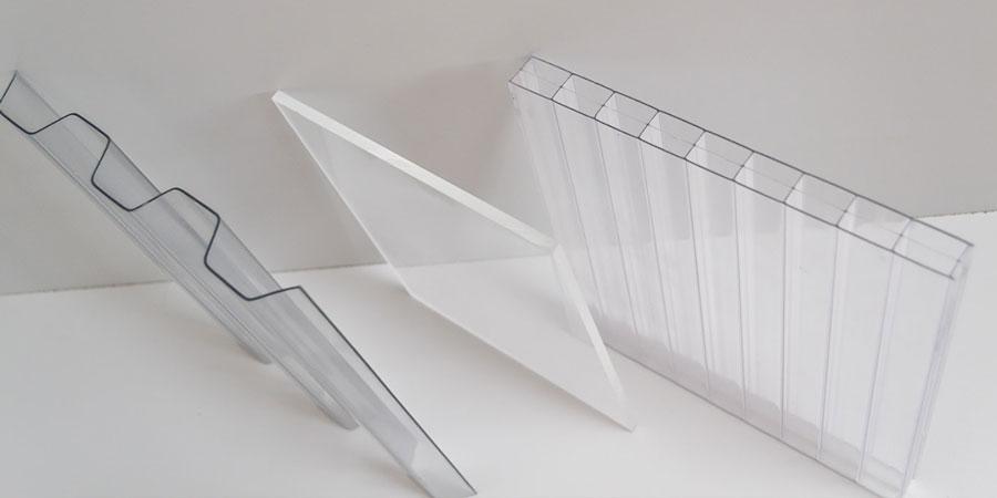 Lichtplatten für den Stallbau